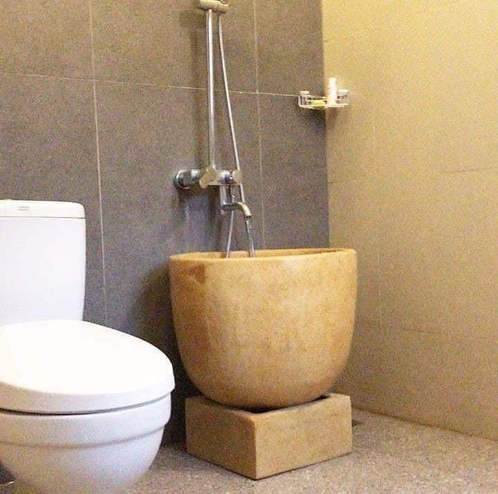 6 Stand-up Bath Ideas