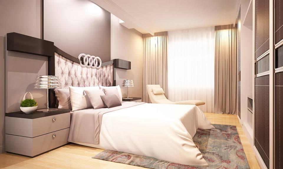 6 X Luxury Bedroom Design Ideas